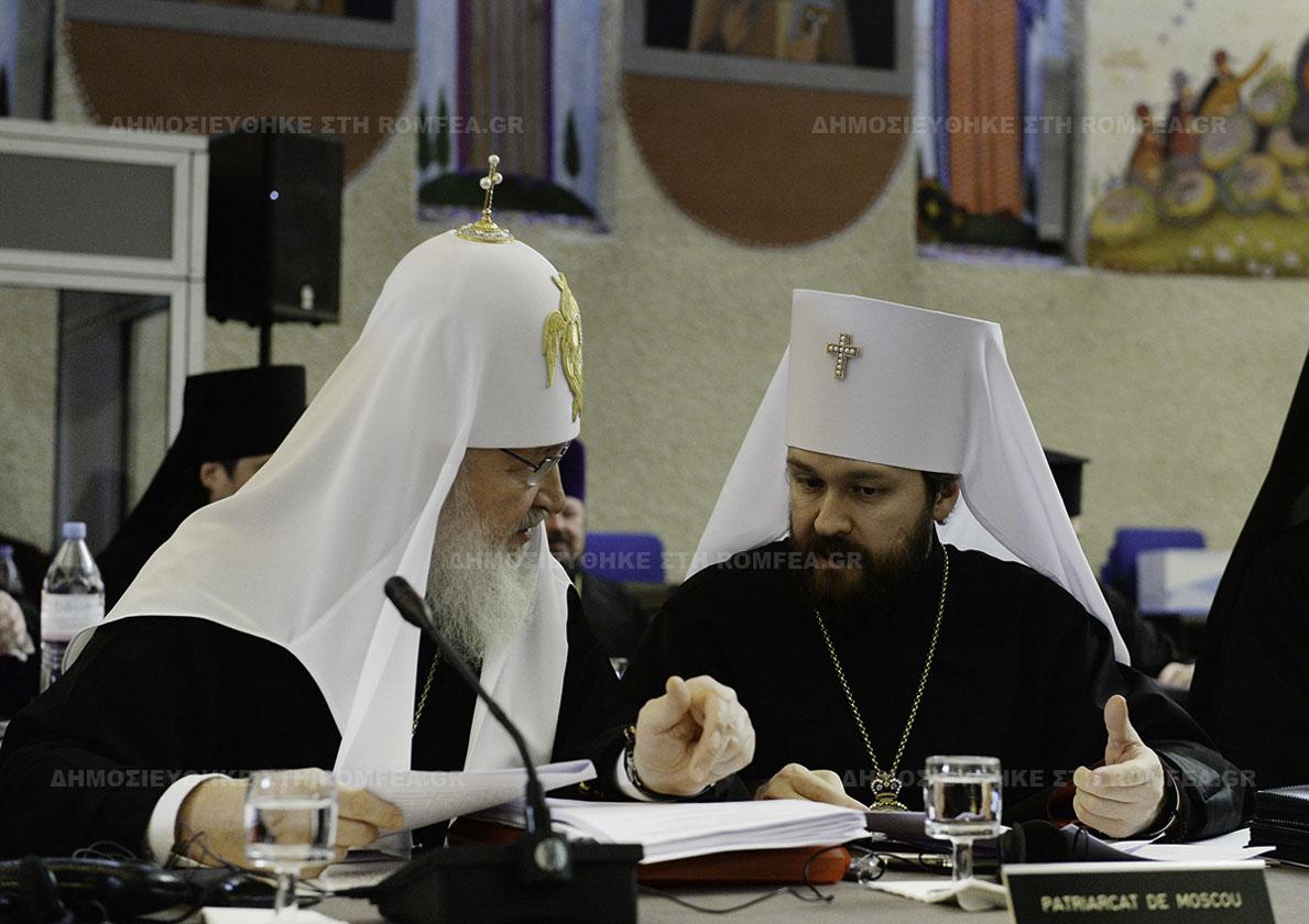 """Двајцата кои ја""""кројат"""" иднината на Православната црква"""