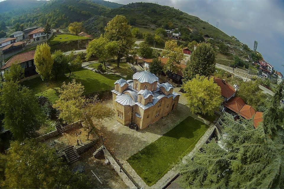 Фрески од Македонија предвесници на западната Ренесанса