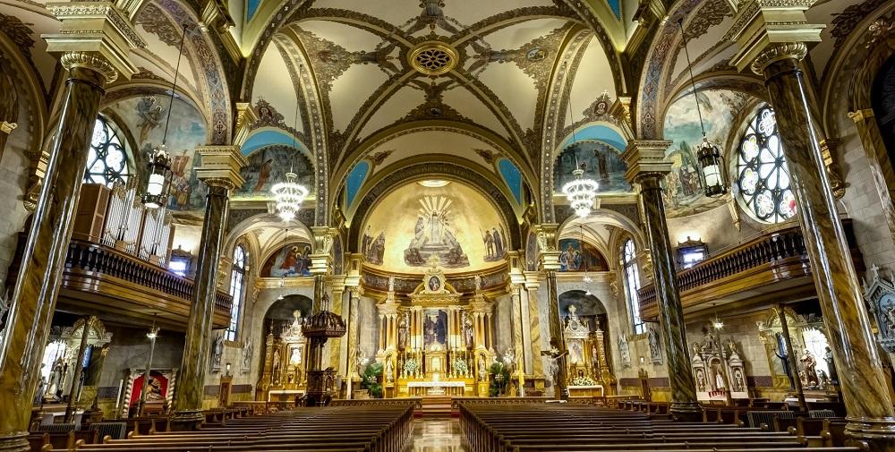 Црквата Свети Јован, Чикаго САД- Римокатоличка црква (Изградена 1898 година)