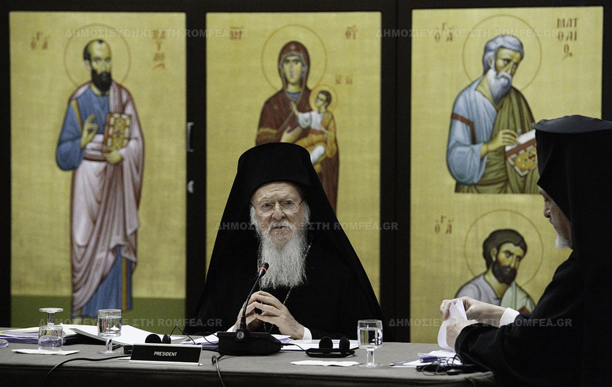 Вселенскиот патријарх Вартоломеј, осамен во позициите