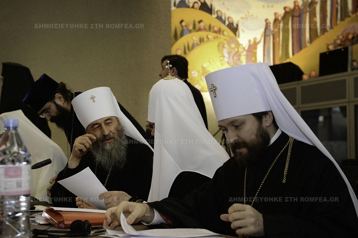 Шефот на московската црковна дипломатија, Иларион Алфеев