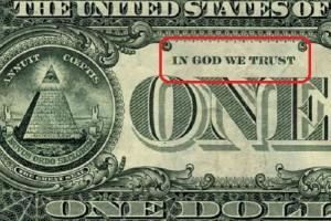 """Во кој """"Бог"""" веруваат Американците?"""