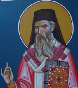 Иконата на Гаврил Светогорец