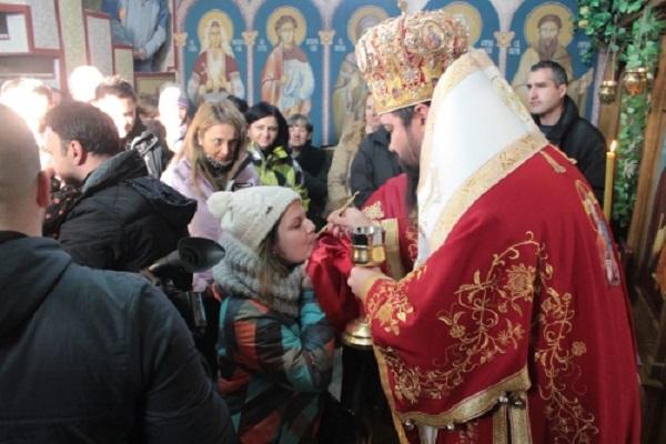 Свети Наум го доближи црковното слово до верниците