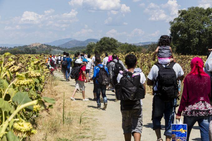 Австрискиот кардинал: Црквата не смее да биде инфериорна кон бегалците