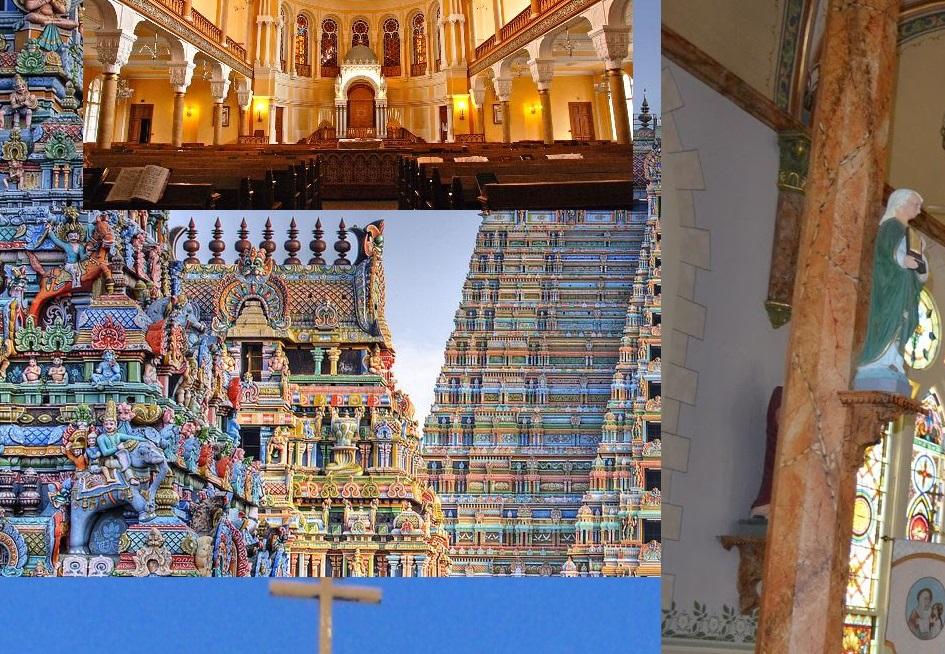 ФОТО ФЕЉТОН: Десет најубави храмови во светот