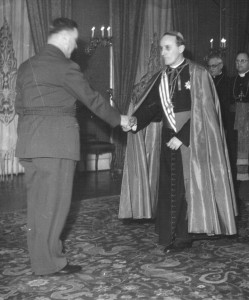 Степинац со Анте Павелиќ, 1941 година