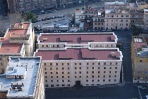 Зградата Св.Марта, прв избор надвор од протоколите на Франциск