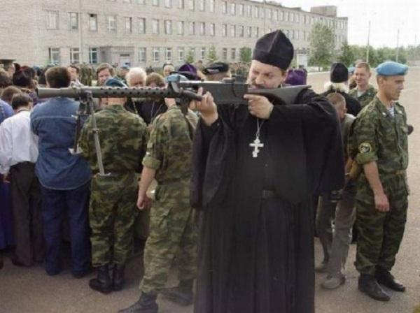 """Грчката црква ќе се """"разоружува"""""""