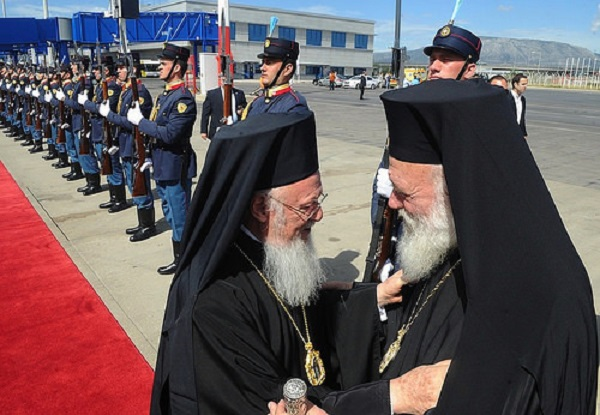 Двојната  власт врз епархиите од Македонија една од причините за неучеството на грчкиот Архиепископ  во Женева