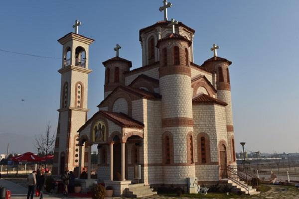 Чифилганец ќе гради и крстилница на црквата во Ново Лисиче