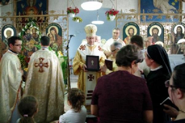 Киро Стојанов служеше за денот на болните во Струмица