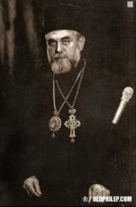 Ѓорѓи Поповски, како Митрополит Дебарско Кичевски