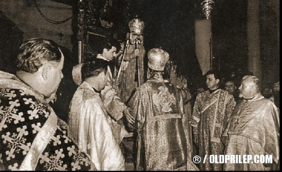 Хиротонија на Методиј во Епископ Велички