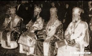 Епископот Велички, Методиј со владици на СПЦ