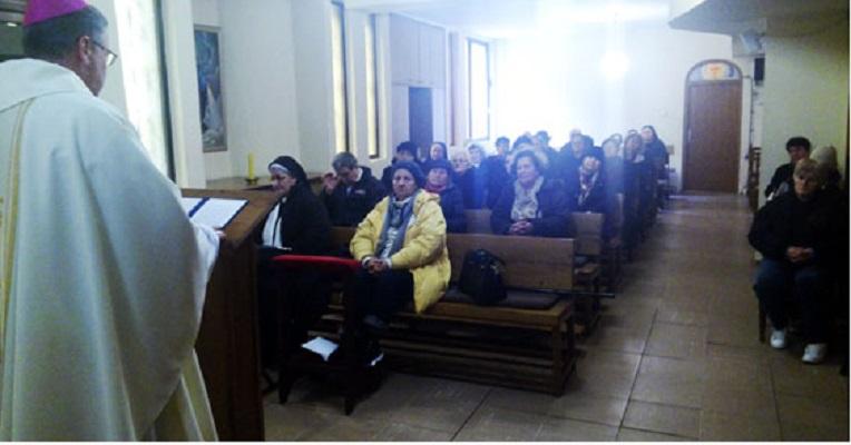Ден на болните одбележан во Католичката црква во Скопје