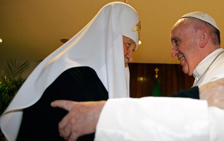 Надеж за христијанско обединување препознаа светските медиуми