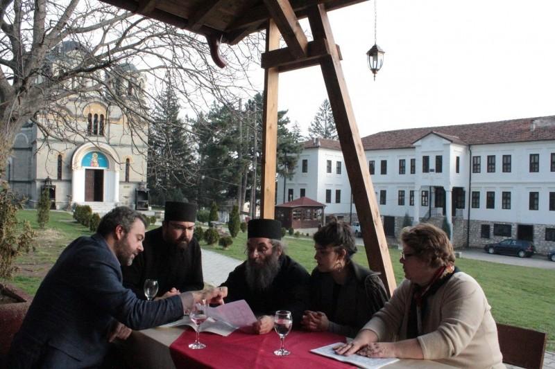Лешочкиот манастир ќе добие нов конак