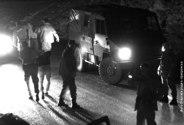 """Исламисти уапсени кај манастирот """"Високи Дечани"""""""