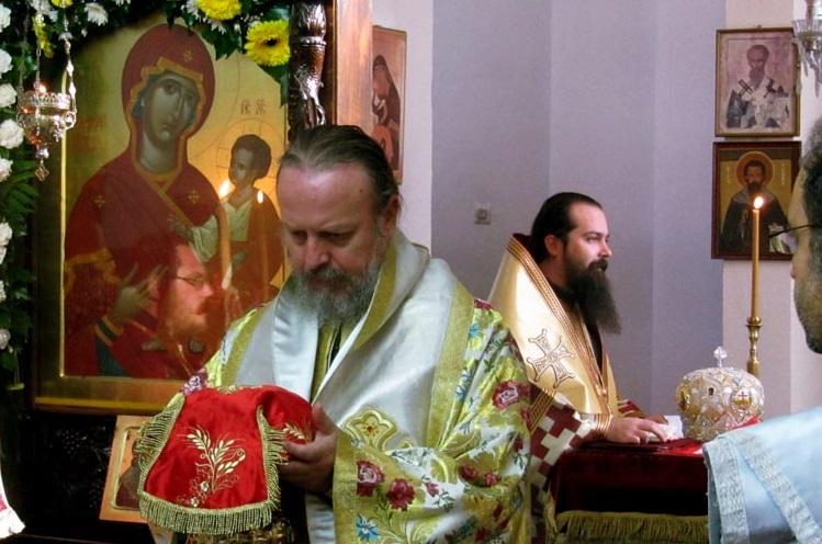Апостолско преемство  или старозаветно