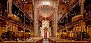 Синагогата во Будимпешта