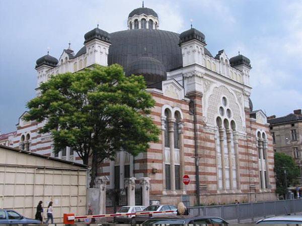 Софиската Синагога трета најубава во светот