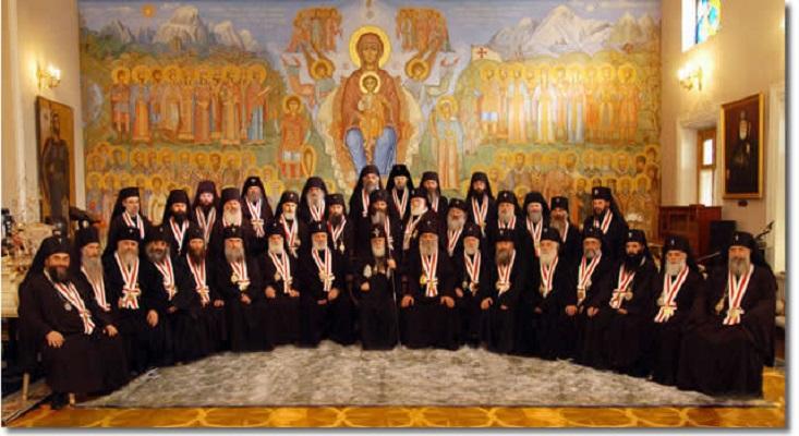Нови проблеми за најавениот собор на Православната црква