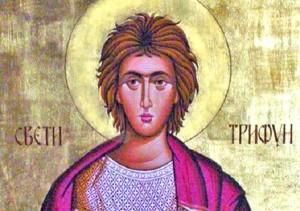 Православната црква ги слави и Св.Трифун и Св. Валентин, исправно ли е?