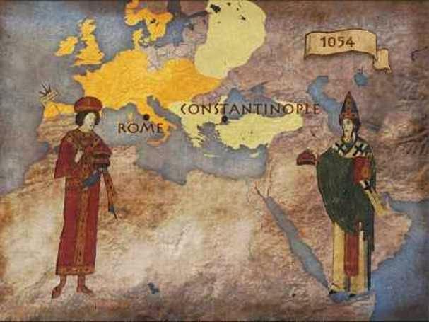 """""""Економист"""": Разликите меѓу Католичката и Православната црква"""
