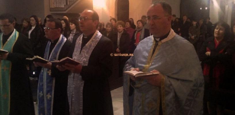 Католичката црква организираше женска дружба за осми март