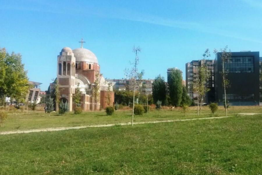АХМЕТИ: Црквата не смее да се урива