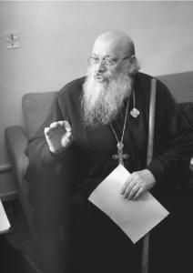 Протоереј Сергиј Правдољубов