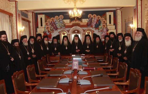 ГПЦ со 40 луѓе оди на Соборот во Крит – Антиекуменистите бојкотираа