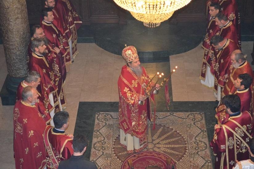 Митрополитот Агатангел на 13-ти септември ќе се моли за зачувување на идентитетот и името