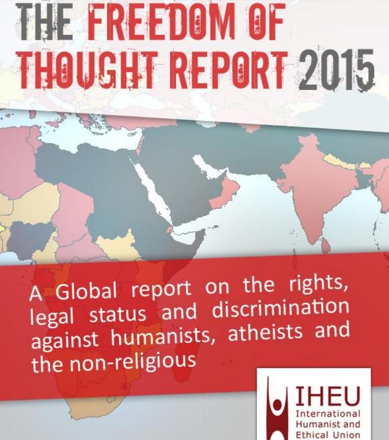 Атеистите и нерелигиозните соочени со растечки угнетувања во светот