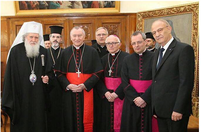 Бугарската црква бара мошти од Свети Кирил