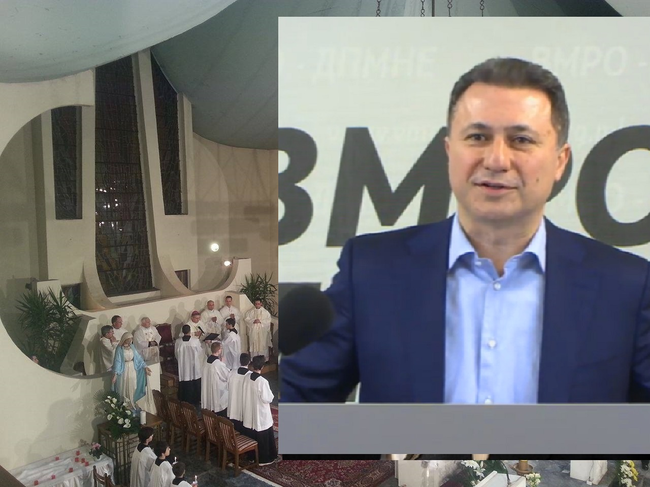 ГРУЕВСКИ: Промовирањето на вредностите помага во градењето на стабилна и просперитетна држава
