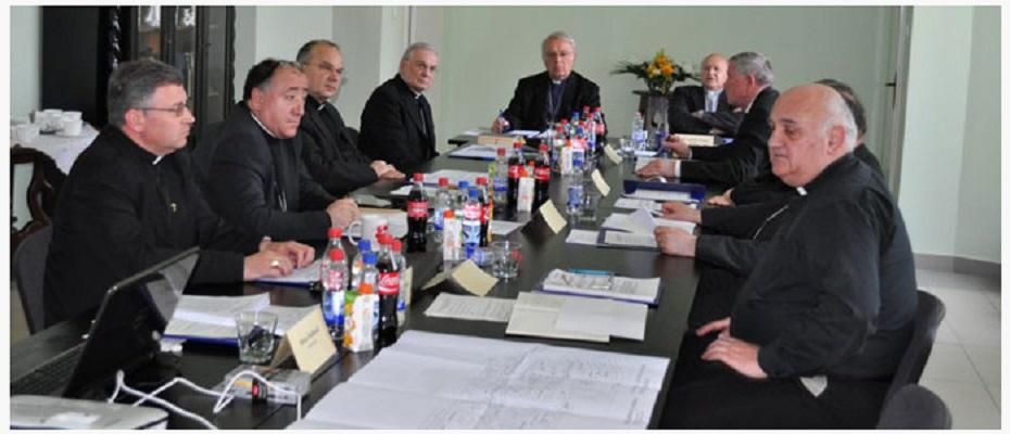 Бискупот Стојанов на меѓународна бискупска конференција