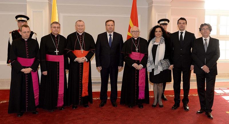 Услови за посета има, се чека одлука на Франциск да дојде во Македонија