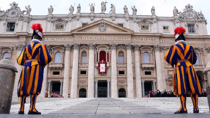 Ватикан го претстави Христос како бездомник