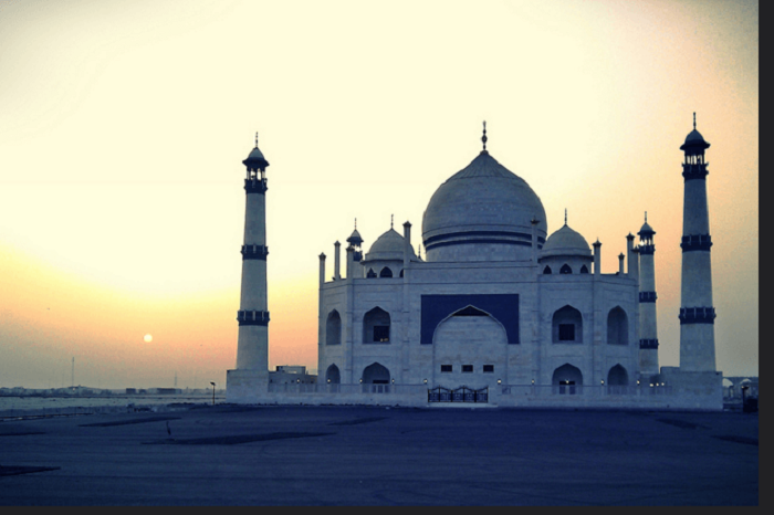 Џамијата Вистината, Фатима (Захра, Кувајт)