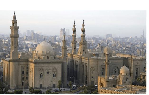 Џамијата Султан Хасан, (Каиро, Египет)