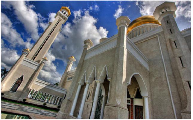 Џамијата Султан Омар Али Саифадун 2 (Брунеи)