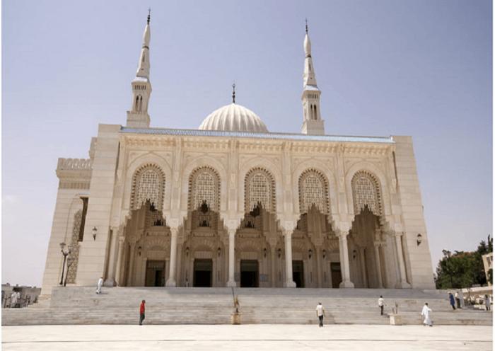 Џамијата на Емирот Абделкадер, (Алжир)