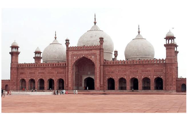Џамијата Бадшахаи (Лахоре, Пакистан)