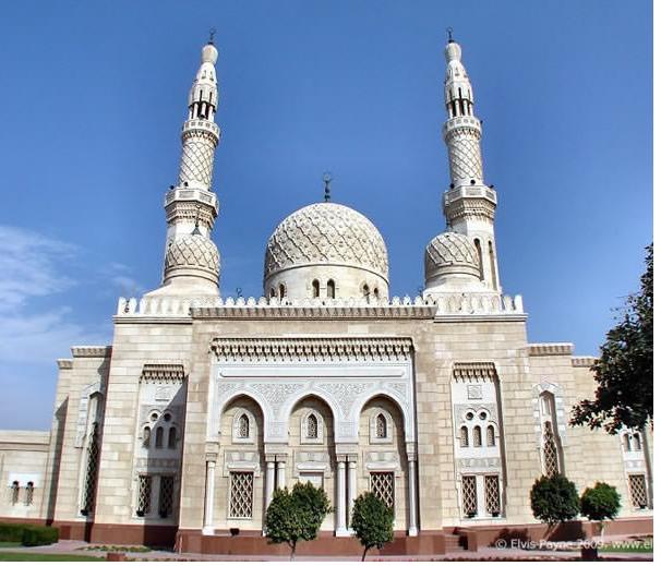 Големата џамија (Дубаи, ОАЕ)
