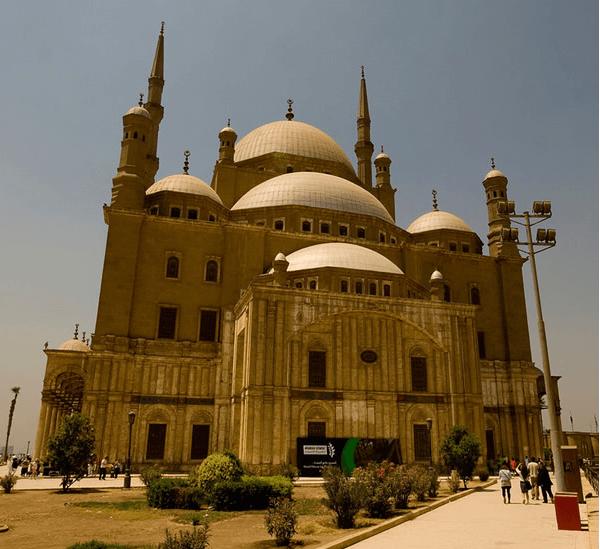 Џамијата на Мухамед Али Паша (Каиро, Египет)