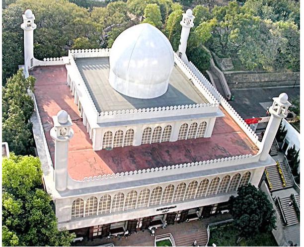 Ковлон Џамијата и исламскиот центар (Хонг Конг, Кина)