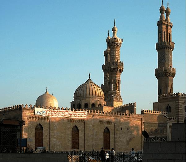 Ал-Азхар Џамијата (Каиро, Египет)