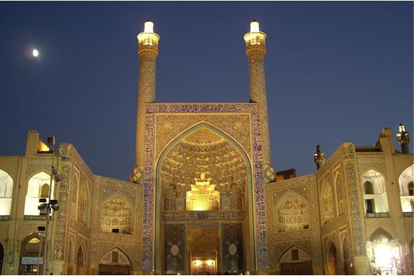 Имамот Џамија (Исфахан, Иран)